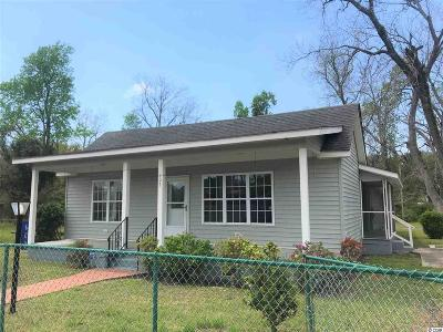 Georgetown Single Family Home Active Under Contract: 603 N Hazard St.