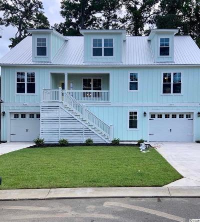 Pawleys Island Single Family Home For Sale: Tbd Wild Rice Dr.