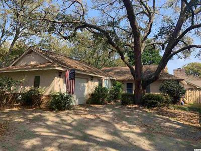 Murrells Inlet Single Family Home Active Under Contract: 911 Kittiwake Ln.
