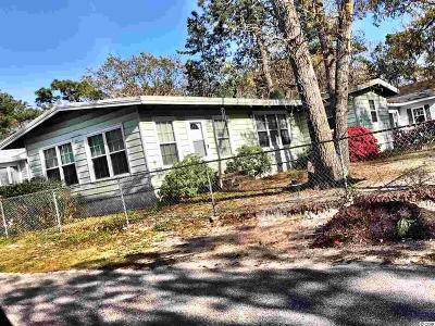 North Myrtle Beach Single Family Home For Sale: 618 35th Ave. S