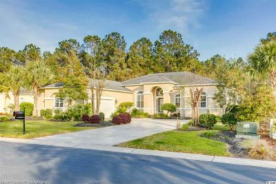 North Myrtle Beach Single Family Home For Sale: 5406 Leatherleaf Dr.
