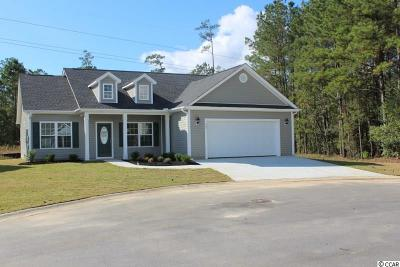 Longs Single Family Home Active Under Contract: 447 Kinsey Way