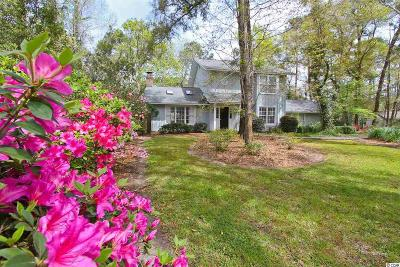 Pawleys Island Single Family Home Active Under Contract: 104 Aspen Loop