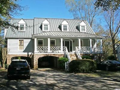 Murrells Inlet Single Family Home For Sale: 3649 Fig Ct.