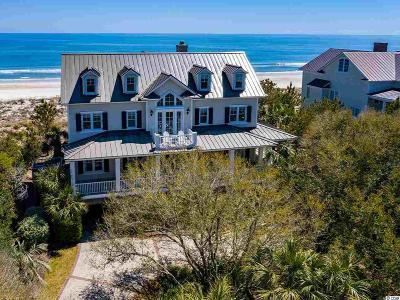 Pawleys Island Single Family Home For Sale: 727 Beach Bridge Rd.