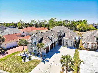 Myrtle Beach SC Single Family Home For Sale: $819,900