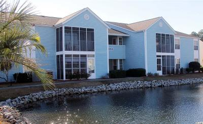 Surfside Beach Condo/Townhouse For Sale: 8862 Chandler Dr. #B