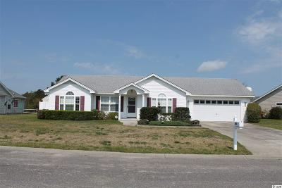 Conway Single Family Home Active Under Contract: 3017 Minsteris Dr.