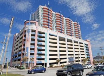 North Myrtle Beach Condo/Townhouse For Sale: 3601 N Ocean Blvd. #1037