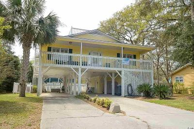 North Myrtle Beach Single Family Home For Sale: 511 22nd Ave. N