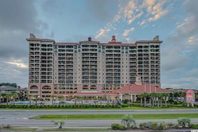 North Myrtle Beach Condo/Townhouse For Sale: 1819 N Ocean Blvd. #1417