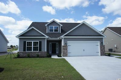 Surfside Beach Single Family Home Active Under Contract: 438 Rycola Circle