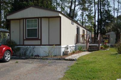 Mobile/Manufactured Active Under Contract: 800 Columbia Dr.
