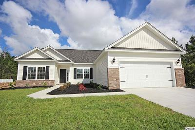Loris Single Family Home For Sale: 595 Loblolly Ln.