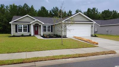 Conway Single Family Home Active Under Contract: 3504 Merganser Dr.