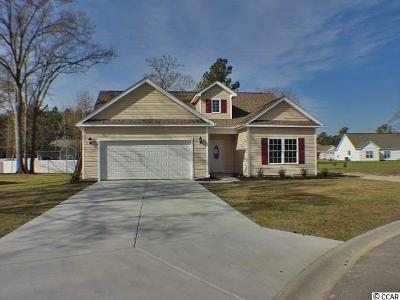 Loris Single Family Home For Sale: 585 Loblolly Ln.