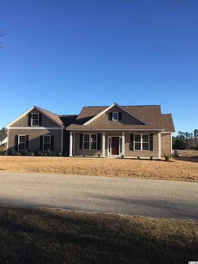 Loris Single Family Home For Sale: 512 Deacon Dr.