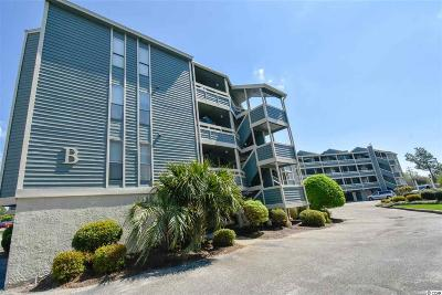 North Myrtle Beach Condo/Townhouse Active Under Contract: 1101 Possum Trot Rd. #203-B