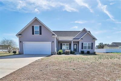 Aynor, Galivants Ferry Single Family Home Active Under Contract: 639 Sunny Pond Ln.