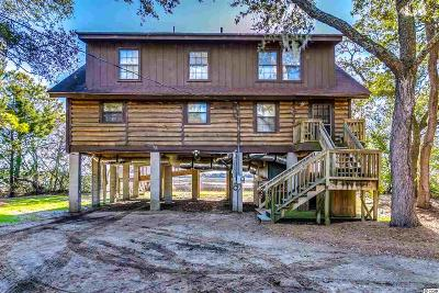 Pawleys Island Single Family Home For Sale: 76 Marboeuf Ct.