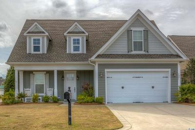 North Myrtle Beach Single Family Home For Sale: 2301 Tidewatch Way
