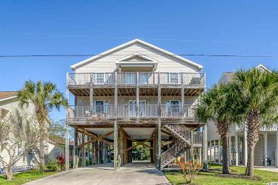 North Myrtle Beach Single Family Home For Sale: 4614 Surf St.