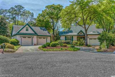 Pawleys Island Single Family Home For Sale: 109 Red Wing Ct.