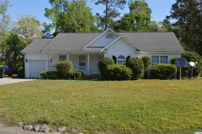 Conway Single Family Home Active Under Contract: 302 Sycamore St.