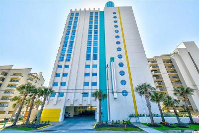 North Myrtle Beach Condo/Townhouse For Sale: 2301 S Ocean Blvd. #602