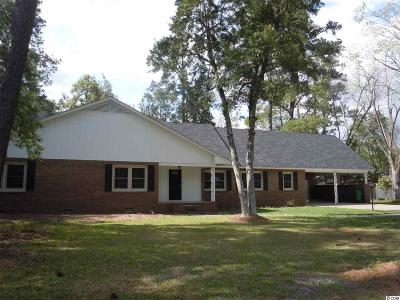 Tabor City Single Family Home Active Under Contract: 303 Stake Rd.