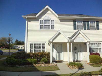 North Myrtle Beach Condo/Townhouse Active Under Contract: 611 2nd Ave. S #16A