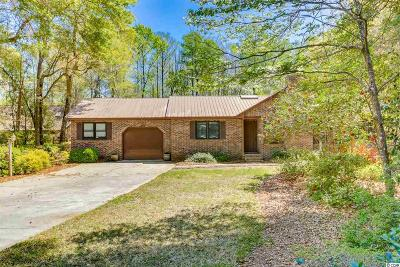 Pawleys Island Single Family Home Active Under Contract: 68 Weston Rd.