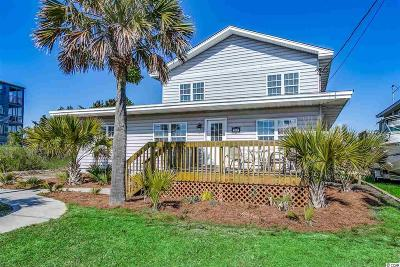 Garden City Beach Single Family Home Active Under Contract: 207 N Dogwood Dr.