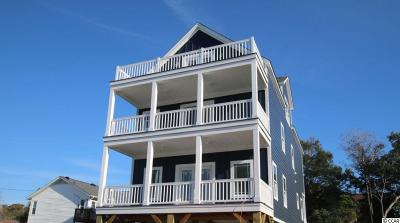 Surfside Beach Single Family Home For Sale: 116-B S 16th Ave.