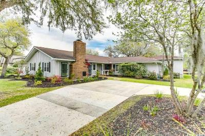 Georgetown Single Family Home For Sale: 156 Live Oak Ln.