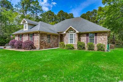 Myrtle Beach SC Single Family Home For Sale: $410,000