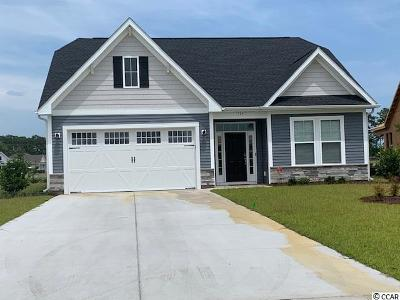 Little River Single Family Home Active Under Contract: 324 Switchgrass Loop