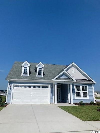 Little River Single Family Home Active Under Contract: 413 Feathergrass Way