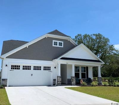 Little River Single Family Home Active Under Contract: 500 Blue Oat Dr.
