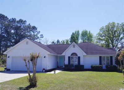 Conway Single Family Home For Sale: 317 Jasmine Dr.