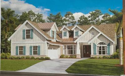 Pawleys Island Single Family Home For Sale: Tbd Beaumont Dr.