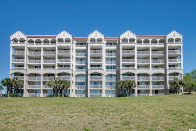 North Myrtle Beach Condo/Townhouse For Sale: 4801 N Harbor Point Dr. #409