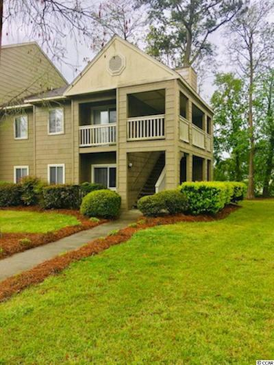 Conway Condo/Townhouse For Sale: 360-D Myrtle Greens Dr. #D