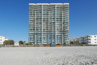 North Myrtle Beach Condo/Townhouse For Sale: 3805 S Ocean Blvd. #1503