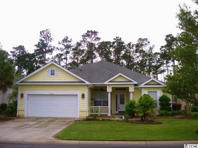 Murrells Inlet Single Family Home For Sale: 414 Valhalla Ln.