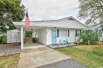 North Myrtle Beach Single Family Home For Sale: 318 30th Ave. N
