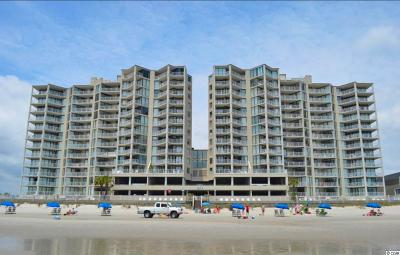 Garden City Beach Condo/Townhouse Active Under Contract: 1990 N Waccamaw Dr. #801