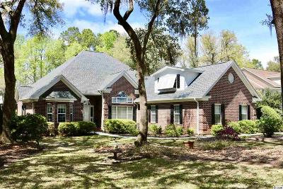 Pawleys Island Single Family Home For Sale: 498 Chapman Loop