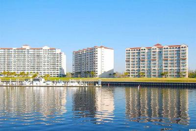 North Myrtle Beach Condo/Townhouse For Sale: 2151 Bridge View Ct. #1-301