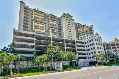 North Myrtle Beach Condo/Townhouse For Sale: 201 S Ocean Blvd. #1104